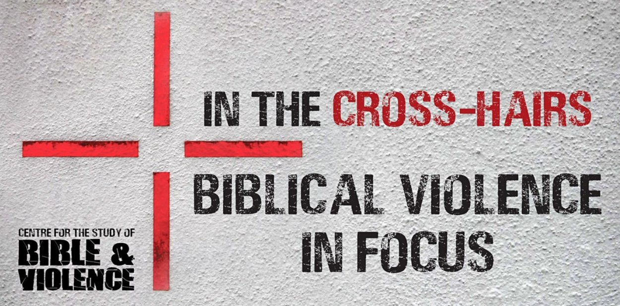 """Sitting in on a Symposium at """"Centre for the Study of Bible and Violence"""""""
