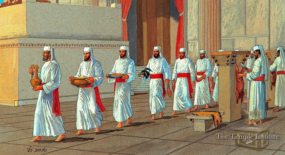 Wandering through Leviticus Part II