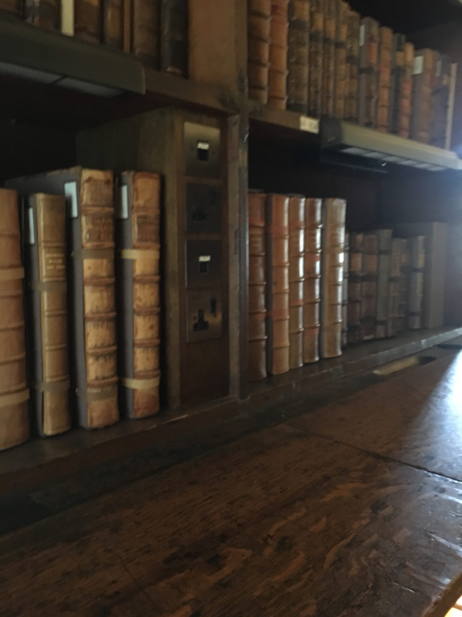 Research Travel 2018—The Bodleian Library at Oxford
