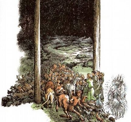 Religion in Narnia: Tashlan, the God We Create